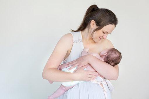 Koszula do porodu i karmienia