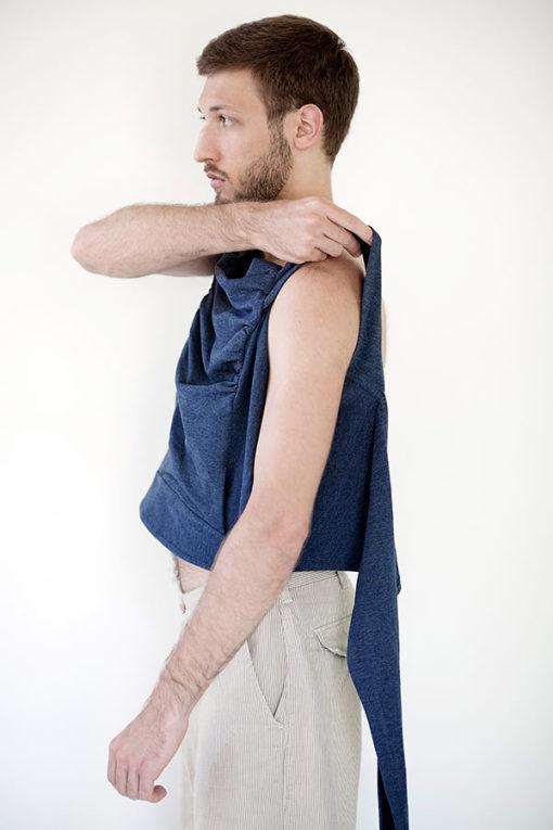 Męska koszulka do kangurowania